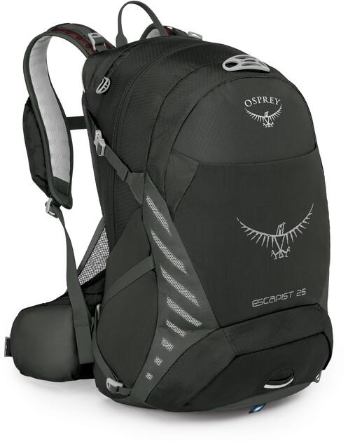 Escapist Osprey GrSmBlack Escapist Backpack Osprey 25 BedCWrxo